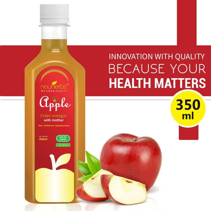 Neuherbs Apple Cider Vinegar with Mother for Weight Loss Apple Cider Vinegar