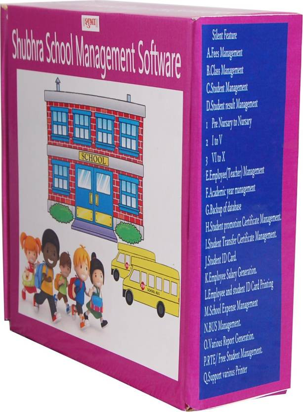 Shubhra School Management Software Price in India - Buy