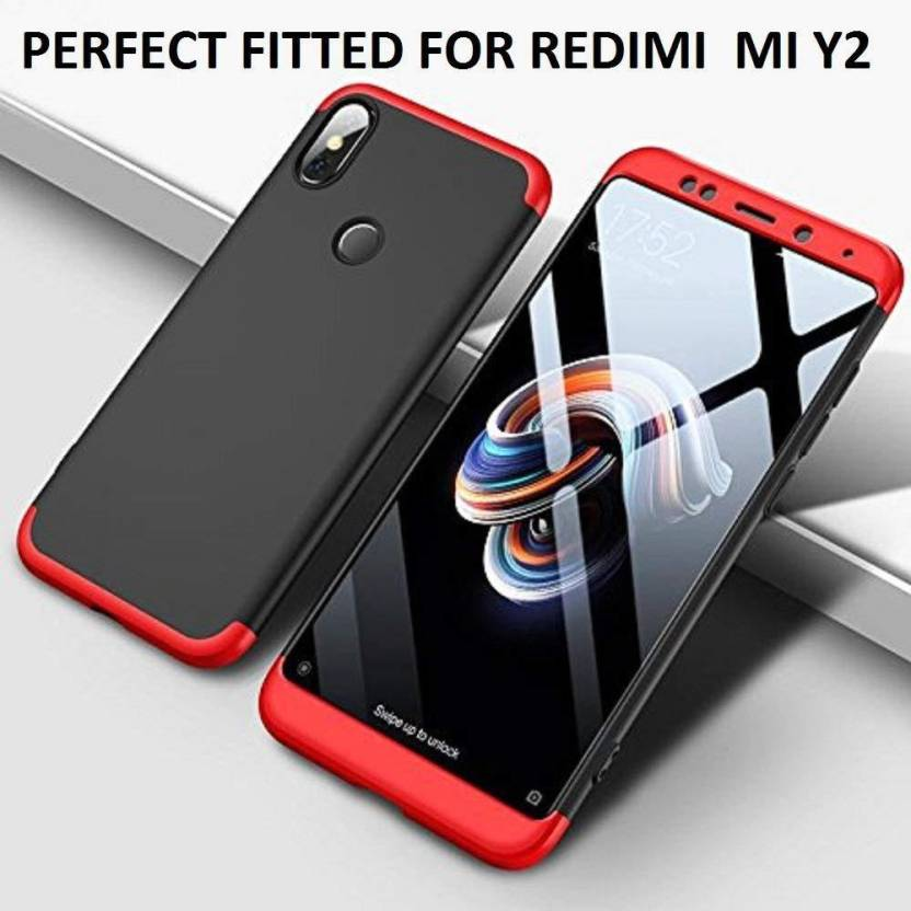 sports shoes 7aee1 0ba7d Krish Tech Back Cover for Mi Redmi Y2