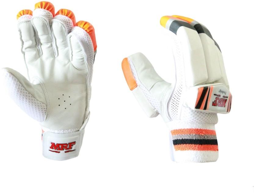 MRF Warrior Cricket Batting Gloves Right Hand