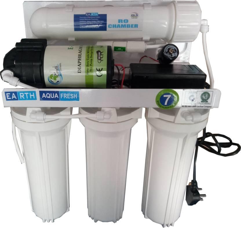 Aqua Fresh Open Ro Purifier 15 L RO Water Purifier