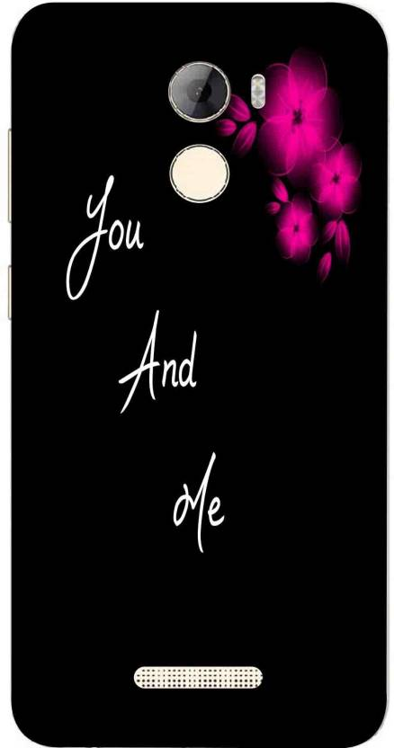 buy online 96d56 dad80 Yoozoo Back Cover for Gionee A1 Lite Back Cover / Gionee A1 Lite ...