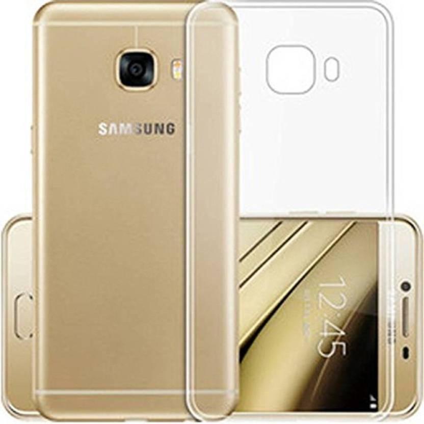 EASYBIZZ Back Cover for Samsung Galaxy J7 Prime Transparent