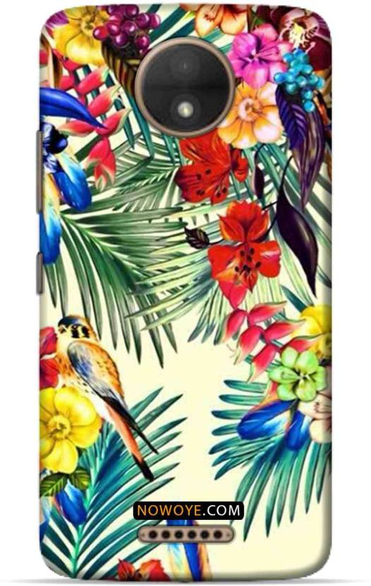 new styles 0a519 66196 Now Oye Back Cover for Now Oye Motorola C - THE AMAZON FOREST Mobile ...