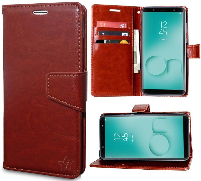 new concept b1ad1 78bf0 Flipkart SmartBuy Flip Cover for Samsung Galaxy On8 (2018 ...