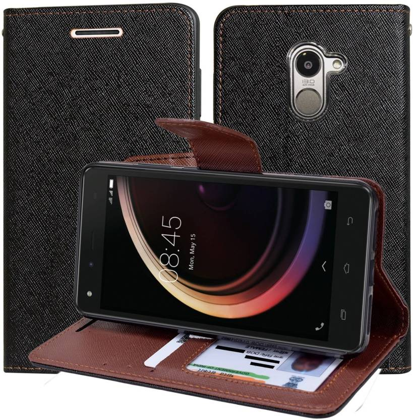los angeles 33e7b dfc1d Flipkart SmartBuy Wallet Case Cover for Infinix Hot 4 Pro - Flipkart ...