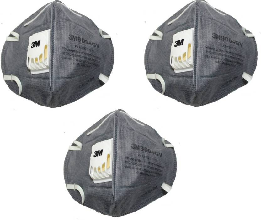3m mask pollution