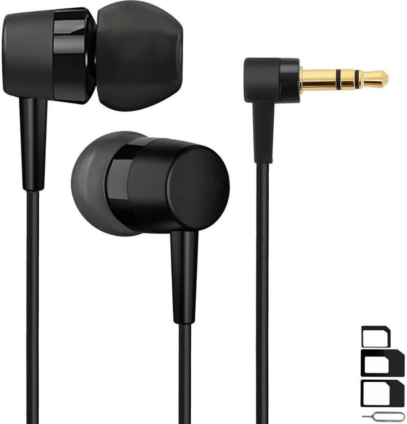 bd9b727e4a0 ShopReals Headphone Accessory Combo for Xiomi Mi / Xiaomi Redmi 4A, Xiaomi  Redmi Note 4, Xiaomi Redmi ...