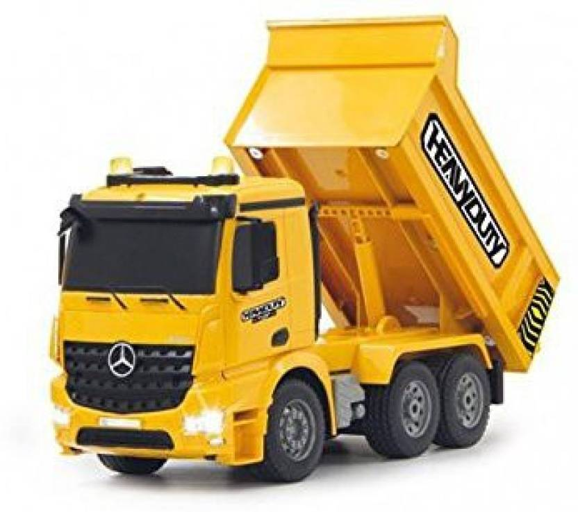 Generic Ninco Heavy Duty RC Dump Truck - Ninco Heavy Duty RC