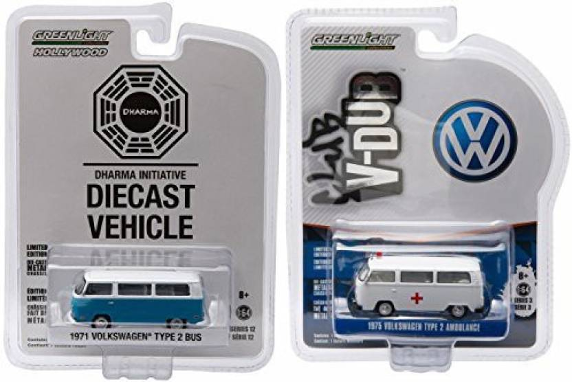 AYB Products The VW Series Greenlight TV Show Lost 1971