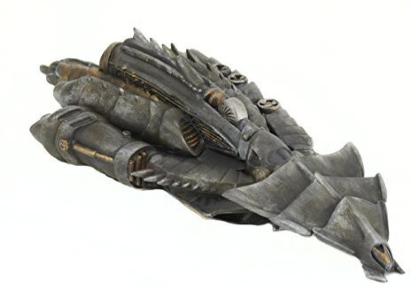 NECA CINEMACHINES Die Cast Collectibles Series 2 Predator Scout Ship Toy Figure