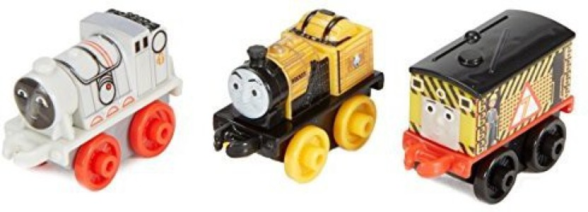 Thomas /& Friends CHL60 Minis Train Character Toys 4 Available