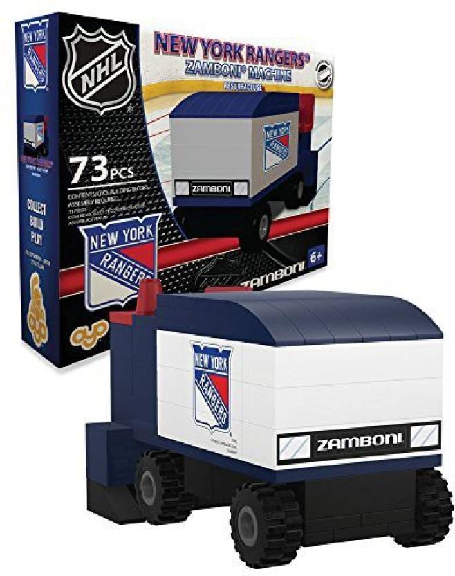 half off 747b1 5d7ad Generic OYO Sports NHL Buildable Zamboni New York Rangers ...