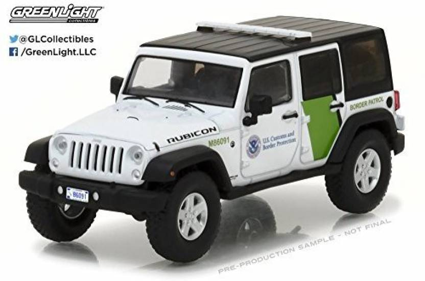 Modeltoycars 2015 Jeep Wrangler Unlimited U S Customs And Border