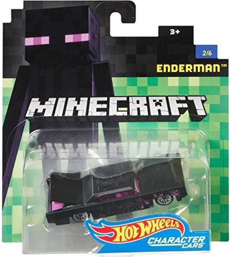 Hot Wheels Minecraft Enderman Minecraft Enderman Shop