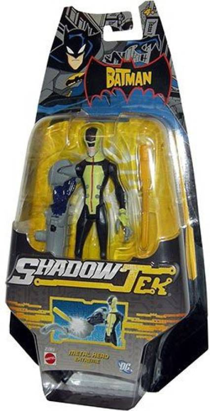 The Batman Shadow Tek Metal Head Extreme Action Figure - Shadow Tek