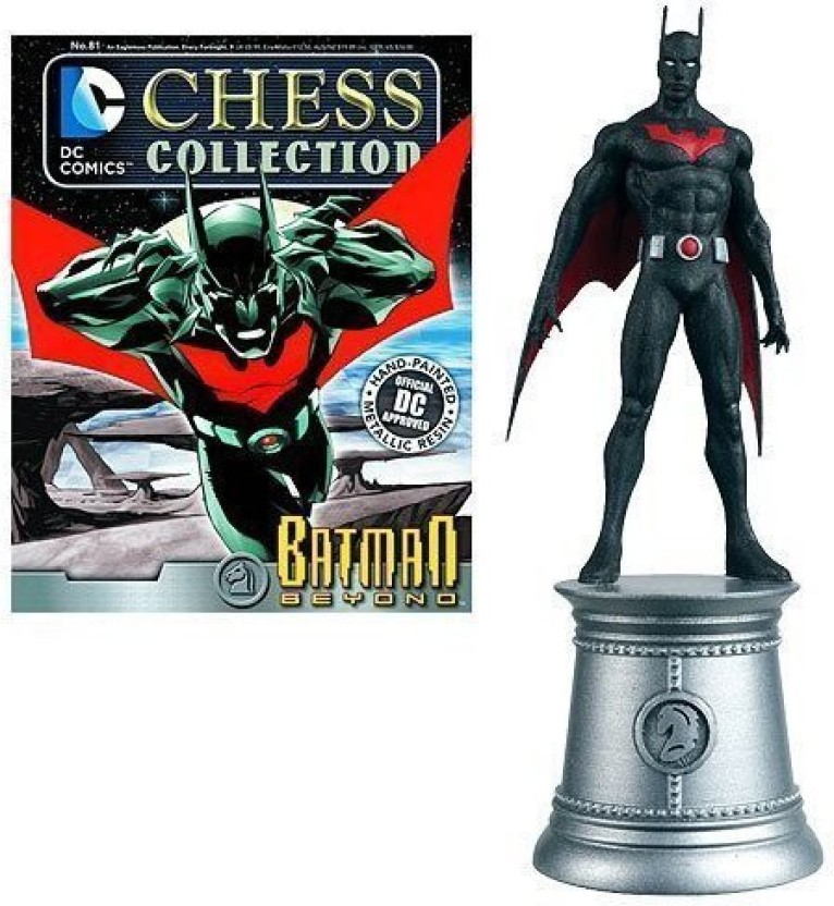 Magazine Made Resin DC Eaglemoss Chess Figures Superman /& Lex Luther Special