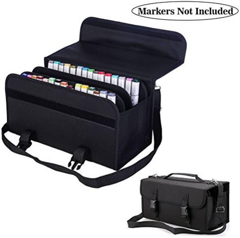 Generic Samaz Handy 120 Slot Carrying Lipstick Organizer