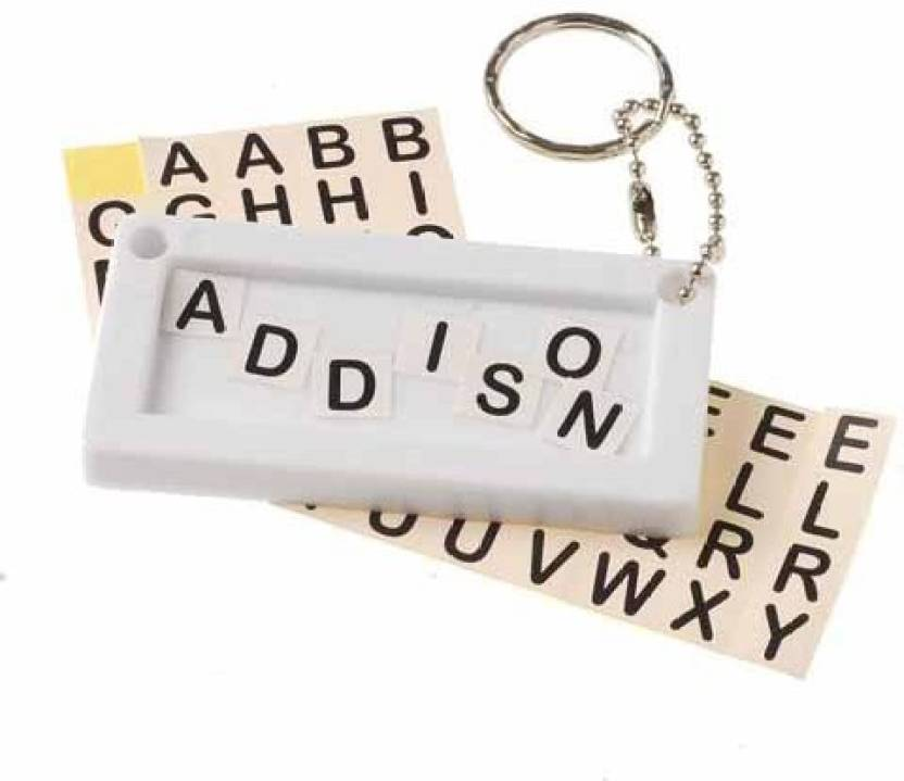 US Toys Personalized Keychains - Personalized Keychains