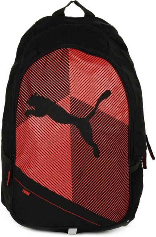 e72dc002f67 Puma ECHO PLUS 18 L Backpack RED - Price in India | Flipkart.com