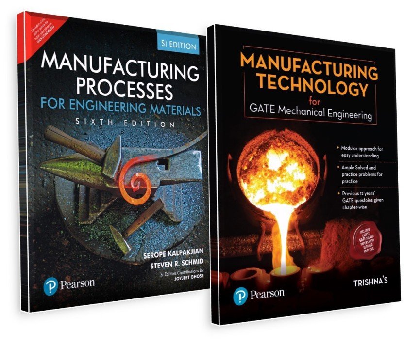 Manufacturing Engineering And Technology Book