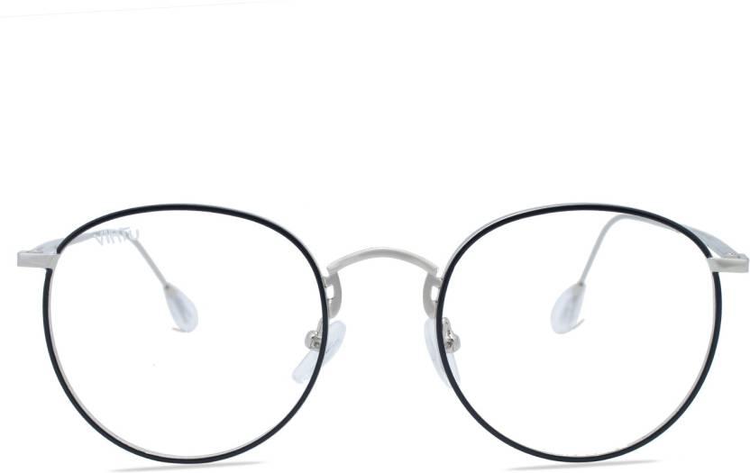 519da32b7e Ted Virtu Full Rim (0.25) Round Reading Glasses Price in India - Buy ...