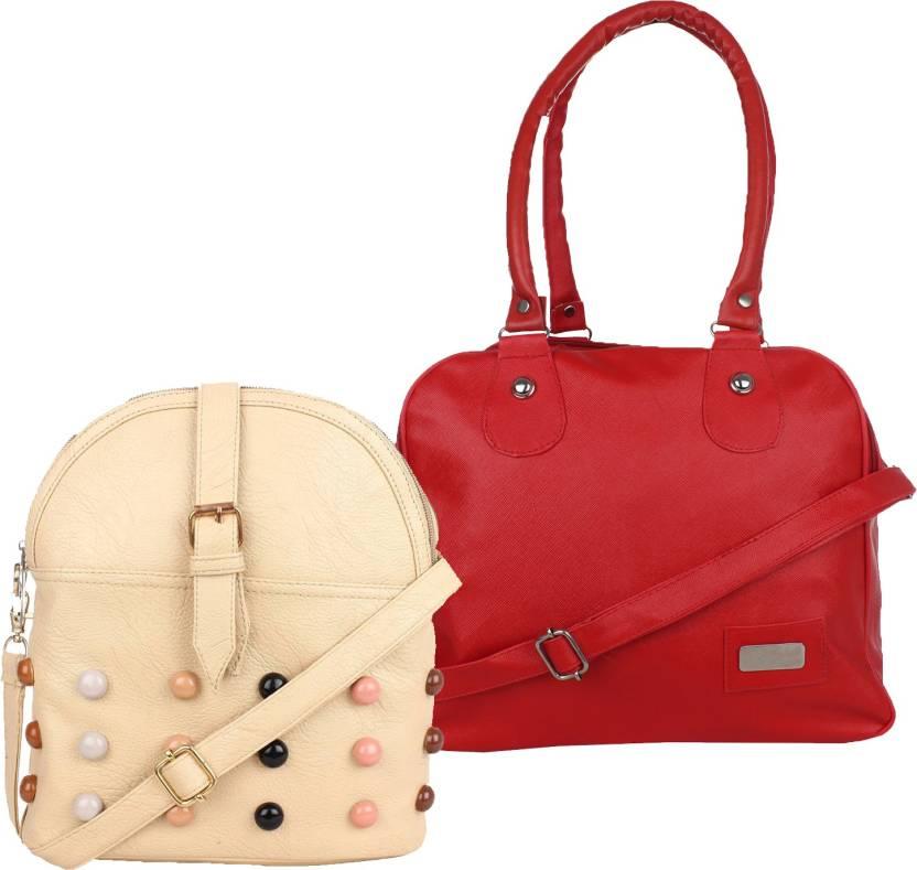aacf7f2783 Buy Fillincart Sling Bag Red