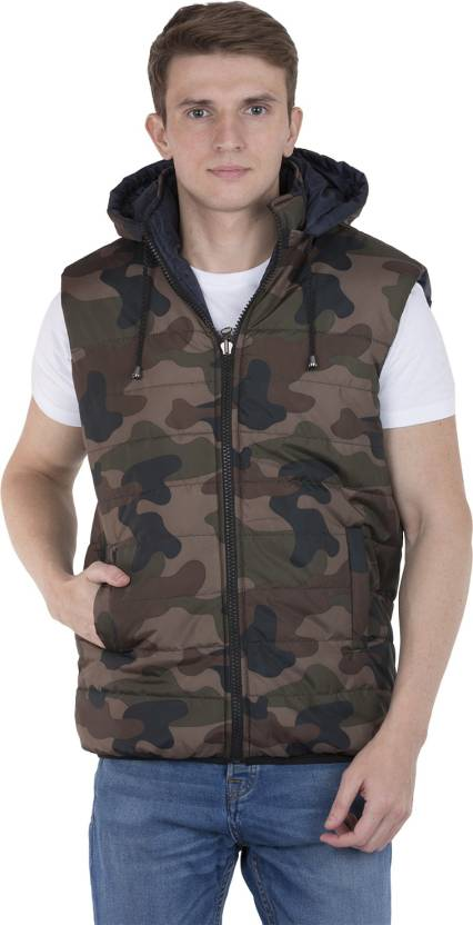 665ecf058bb5e Burdy Sleeveless Solid Men's Jacket - Buy Burdy Sleeveless Solid Men's  Jacket Online at Best Prices in India | Flipkart.com