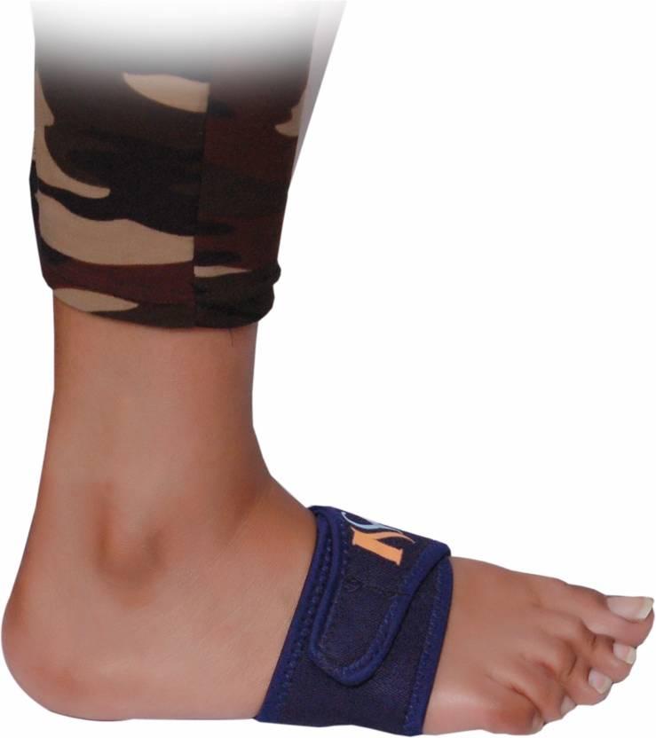 Sankat Mochan S M Strap Compression Arch Pair Brace Fasciitis