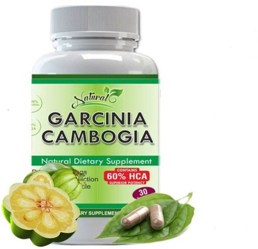 Natural Health Care 60 Hca Pure Garcinia Cambogia Extract Price In