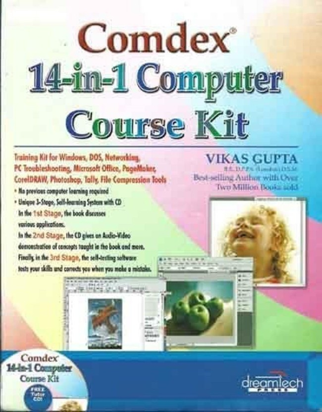 Comdex Computer Course Kit Book