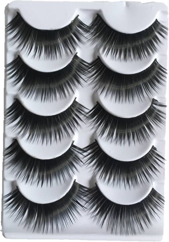 e0ab3d84491 DUDUSTRONG Eye Lashes for High Volume 5 Pairs - Price in India, Buy ...
