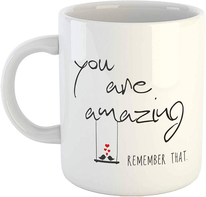 Ikraft You Are Amazing Remember That Inspirational Quotes Printed