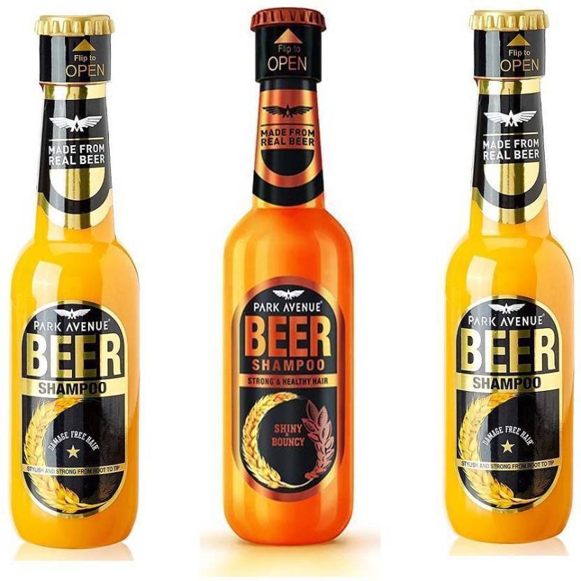Park Avenue DAMAGE FREE or SHINY & BOUNCY BEER - Price in India, Buy