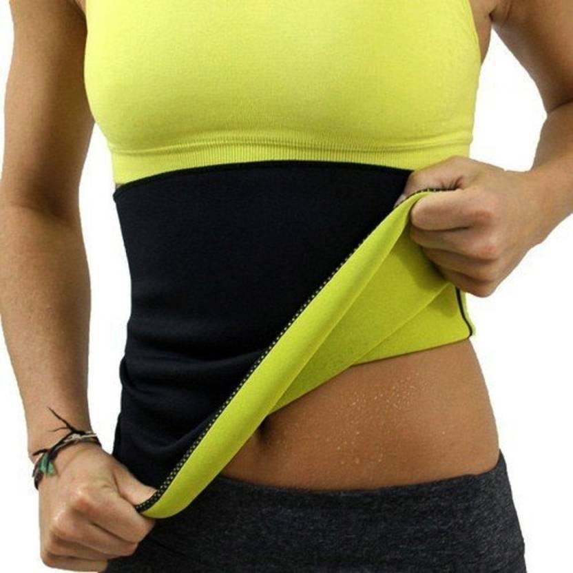 4c42720736 SIDHMART Exercise Fitness Waist Shaper Belt Slimming Belt Price in ...