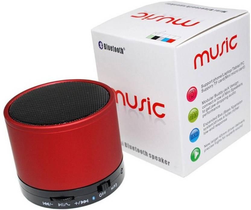 ac6095c7c MUSTTALK Mini Bluetooth Speaker (S10)30 56 W Bluetooth Speaker (Multicolor