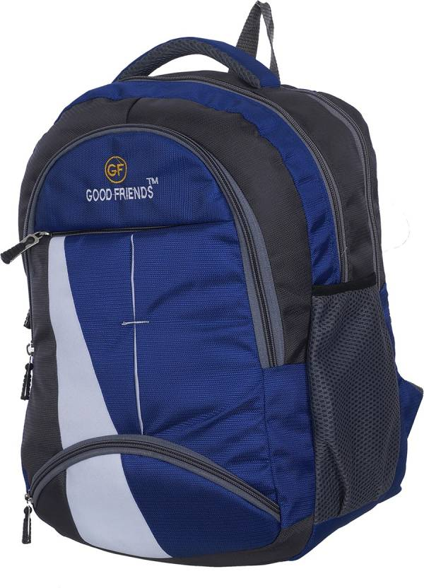 peter india Blue New Model School Waterproof School Bag (Blue 35 L Waterproof  School Bag (Blue 4fbad077e535b
