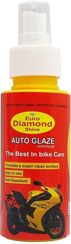 euro diamond shine Liquid Car Polish for Exterior Price in India