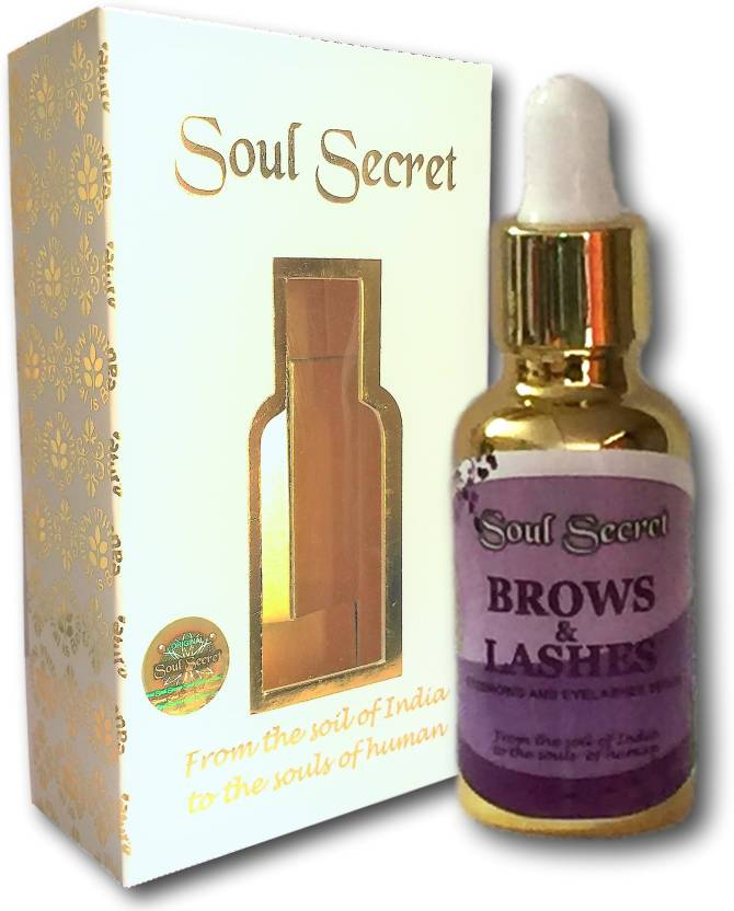 47bf43f5b84 SOUL SECRET BROWS AND LASHES Eyebrows and Eyelashes Serum - Price in ...