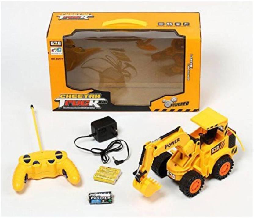 5e6410607 vbenterprise remote control jcb Rc crane truck excavator for kids ...
