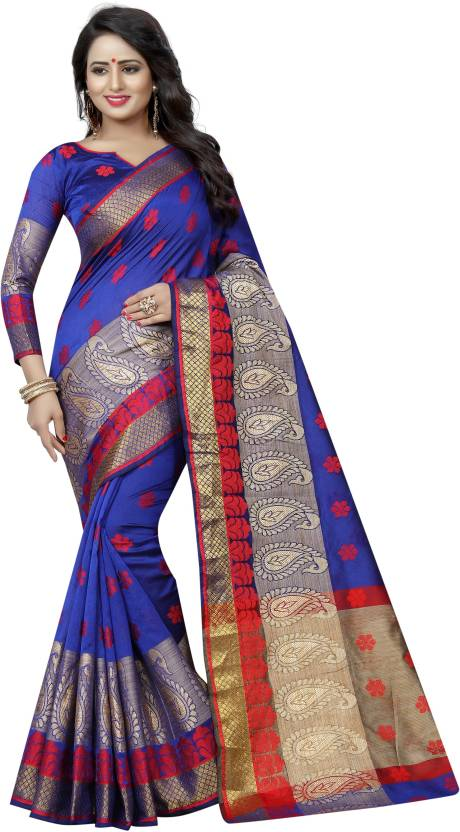 59b29f3115a13d Buy SATYAM WEAVES Self Design