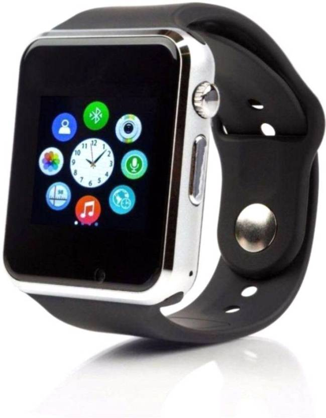 Estar Drumstone Black A1 Bluetooth Smart Watch Sport SIM Card and TF