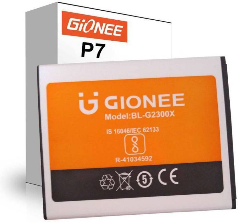 Gionee Mobile Battery For P7 BL- G2300X