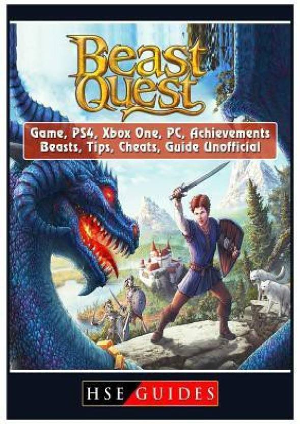Beast Quest Game, Ps4, Xbox One, Pc, Achievements, Beasts