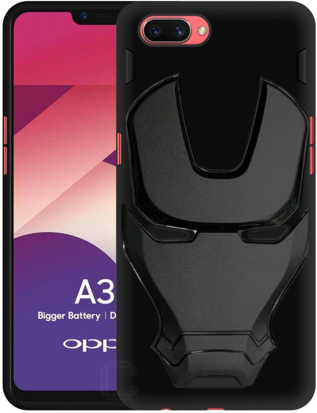 watch de332 a0740 Case Creation Back Cover for Oppo A3s