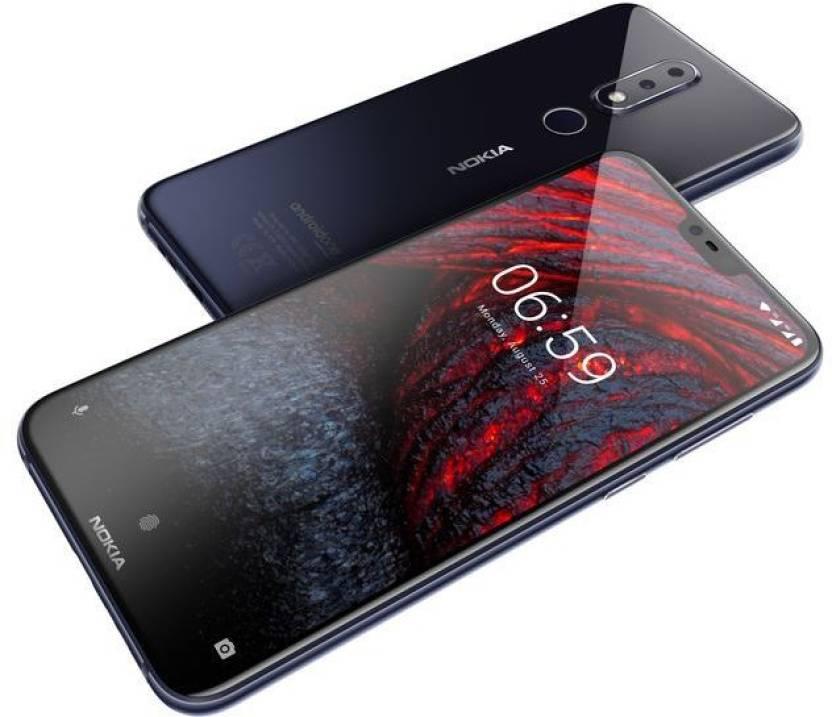 Nokia 6.1 Plus (64 GB, 4 GB RAM)