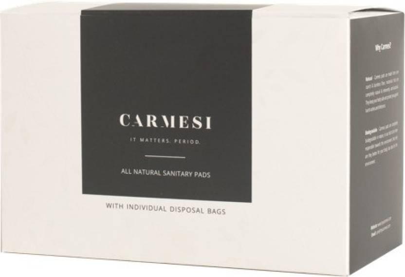 b132b2057f0e Carmesi XL Sanitary Pad | Buy Women Hygiene products online in India ...