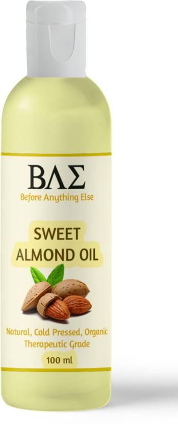 BAE Sweet Almond Oil / Badam Rogan Tel - 100% Pure & Cold