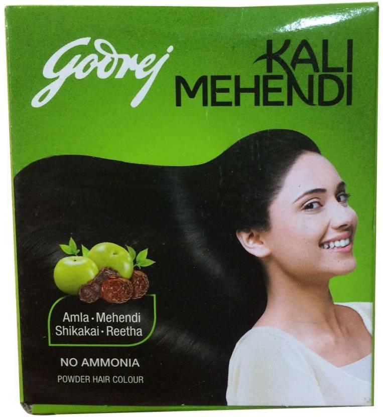 9009c86b0 Godrej Kali Mehendi Hair Colour 24g Hair Color - Price in India, Buy ...