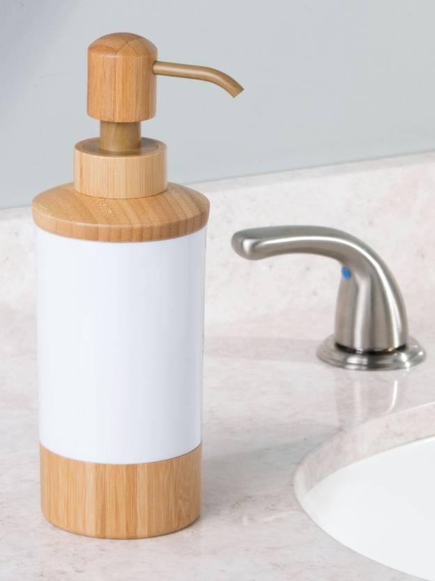 Interdesign Formbu Soap Dispenser Pump For Kitchen Bathroom Vanities 325 Ml Conditioner Foam